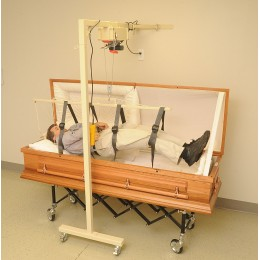 Mortuary Body Hoist