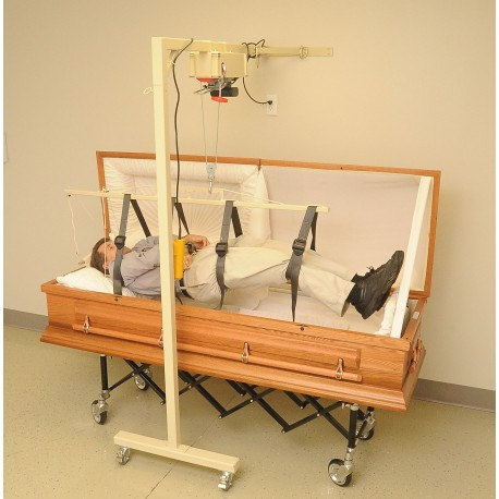 Mortuary Body Hoist