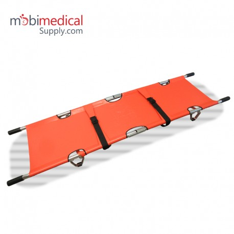 Mobi 1GL Aluminum Folding Stretcher