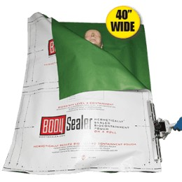 Biohazard Containment (3 Pouch Sheets)