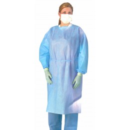 Fluid Resistant Isolation Gowns