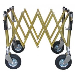 MOBI CT200™ Large Castor Cemetery Church Trucks | Trolleys