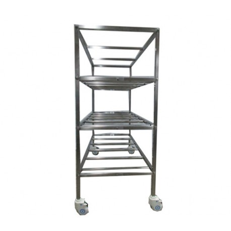 MOBI Side Loading Mortuary Rollar Rack