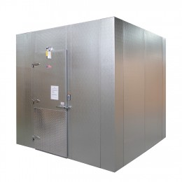 3 Body Upright Mortuary Cooler