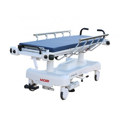 MOBI LET Patient Transport Trolley