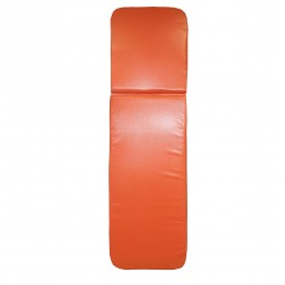 "2"" Universal Orange Mattress Pad With Break"