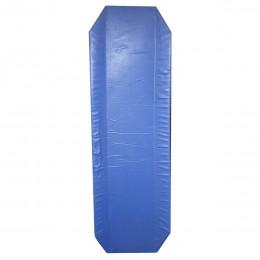 """4"""" Universal Blue Mattress Pad"""