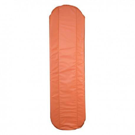 "4"" Universal Orange Mattress Pad"