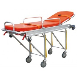 3B Automatic Loading Aluminum Stretcher