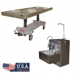 MOBI Embalming System Combo