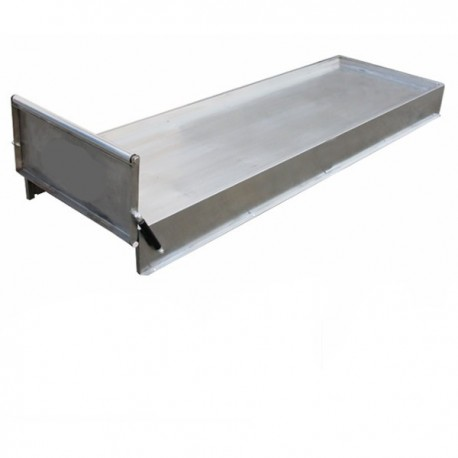 Stretcher Bed & Ramp