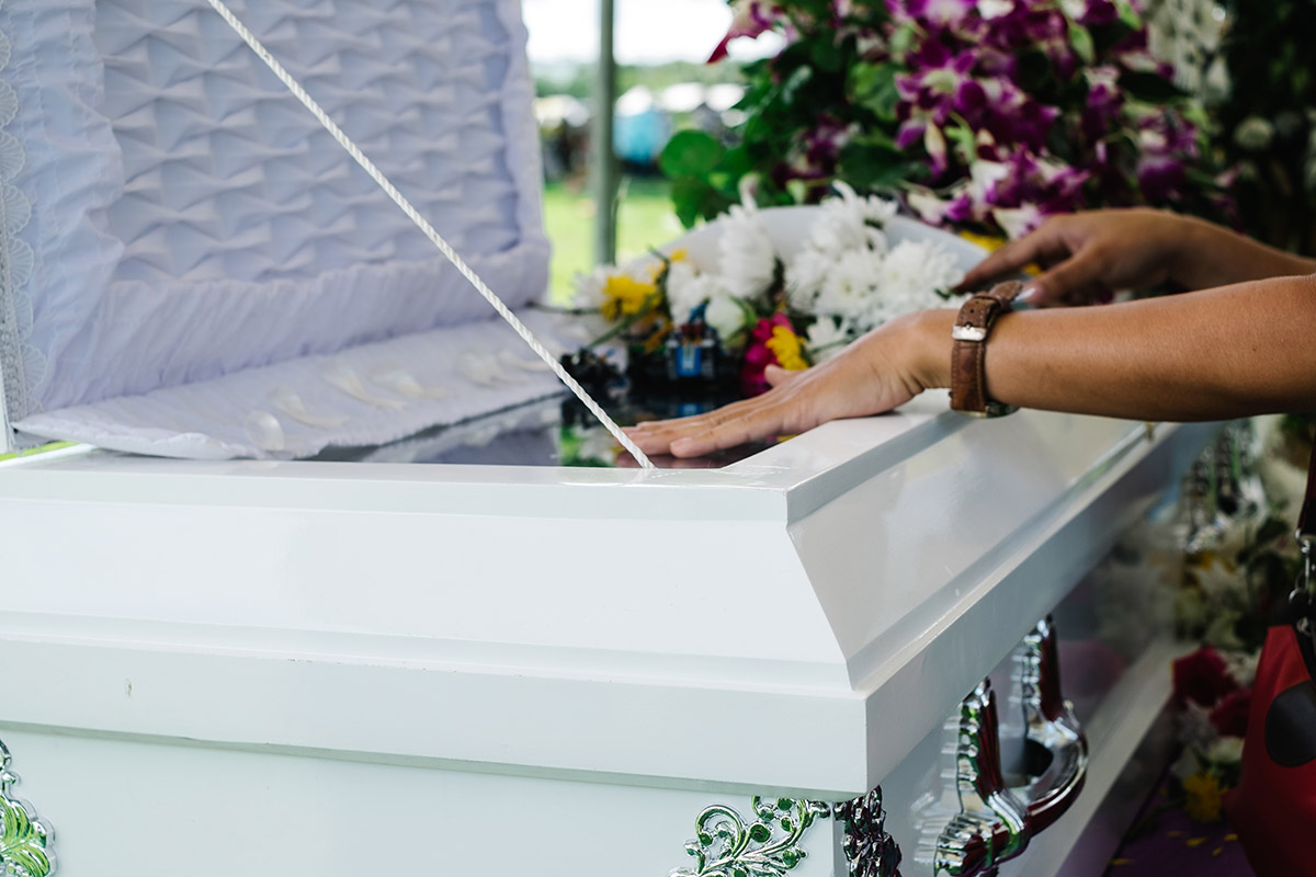 What you should do at a funeral