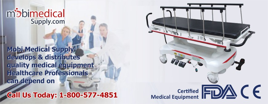 patient transport trolleys