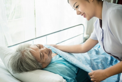 Keeping Your Senior Patients Comfortable During EMS Transport