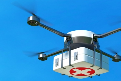 HIRO Emergency Response Drone Unveiled at Medical Conference